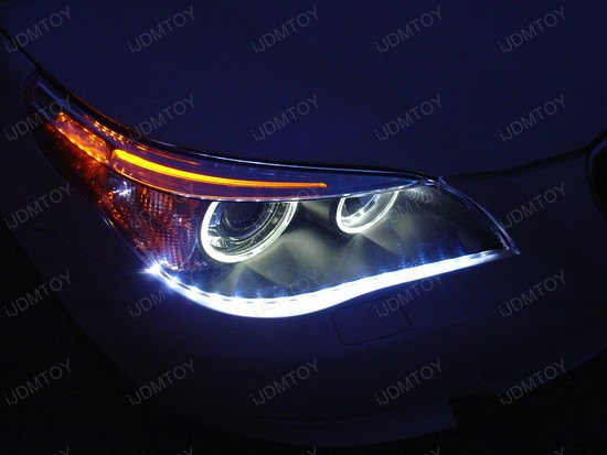BMW - E60 - M5 - LED - strip - light - 2